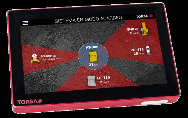 TORSA CAS Interface